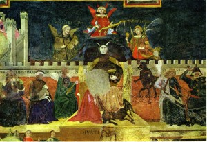A Lorenzetti; Bad Government, Tyranny
