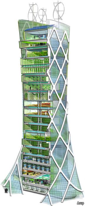 vertical farming_concept